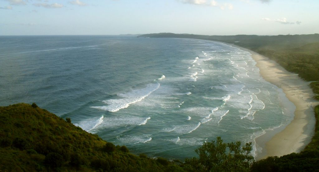 Backpacking Byron Bay Coast