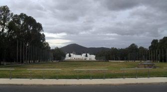 Backpacking Canberra
