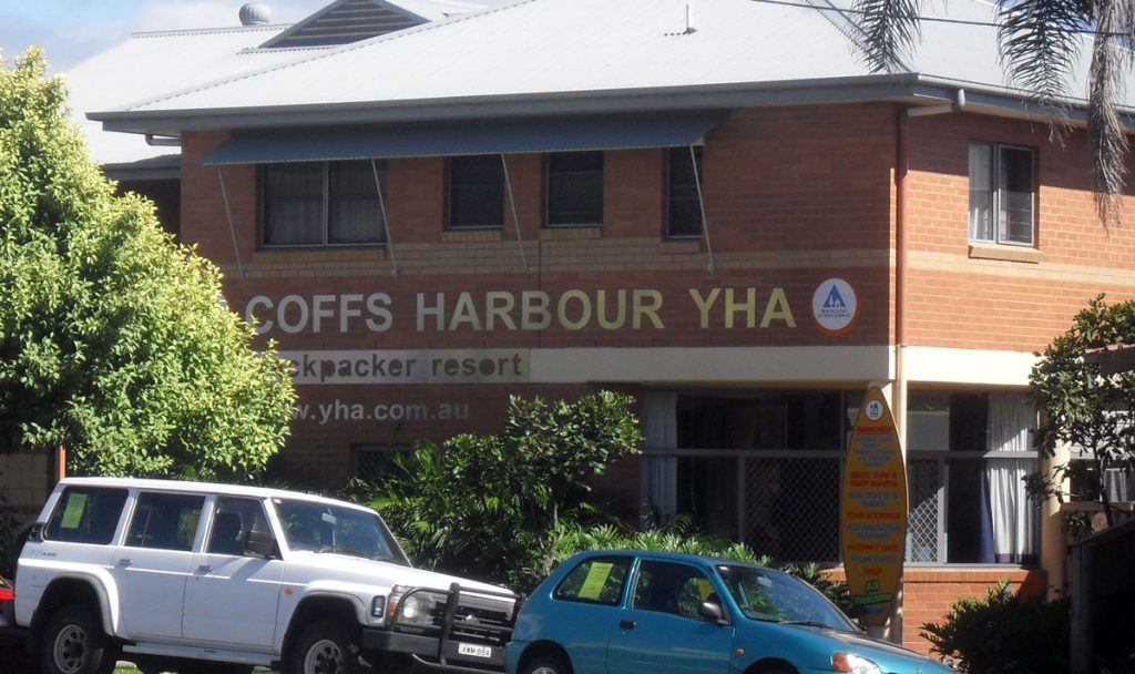 Backpacking Coffs Harbour